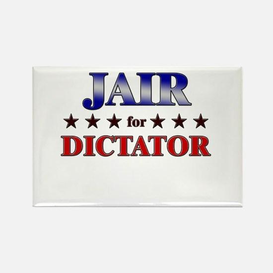 JAIR for dictator Rectangle Magnet