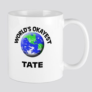 World's Okayest Tate Mugs