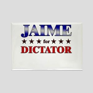 JAIME for dictator Rectangle Magnet