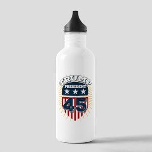 Trump for President Stainless Water Bottle 1.0L