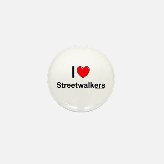 Streetwalkers Mini Button