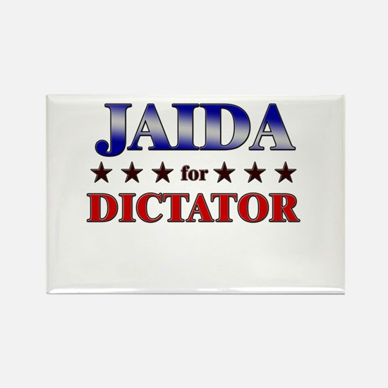 JAIDA for dictator Rectangle Magnet