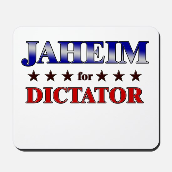 JAHEIM for dictator Mousepad