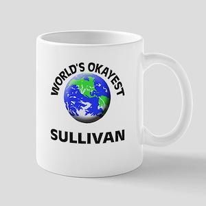 World's Okayest Sullivan Mugs