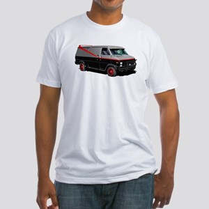 One wicked Retro Site!! Fitted T-Shirt