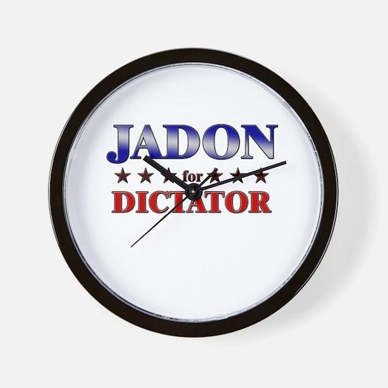 JADON for dictator Wall Clock