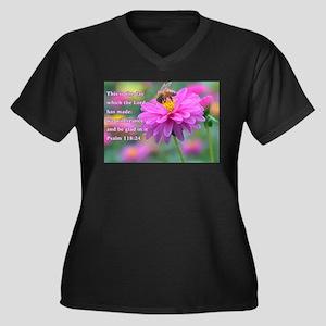 Rejoice Plus Size T-Shirt