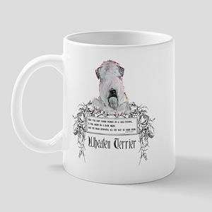Wheaten Terrier Irish Proverb Mug