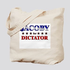 JACOBY for dictator Tote Bag