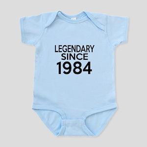 Legendary Since 1984 Infant Bodysuit