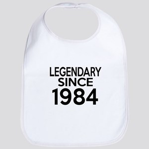 Legendary Since 1984 Bib