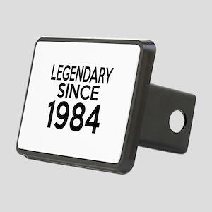 Legendary Since 1984 Rectangular Hitch Cover
