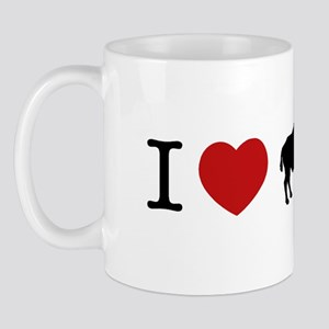 I LOVE BUFFALO Mug