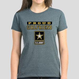 Proud Girlfriend U.S. Army T-Shirt