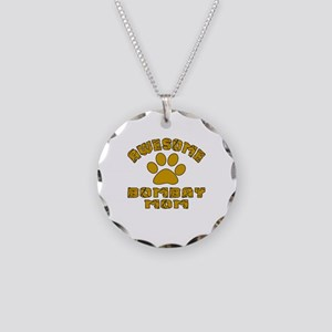 Awesome Bombay Mom Designs Necklace Circle Charm