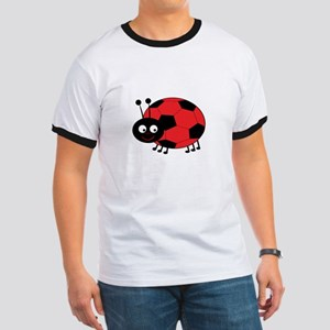 Soccer Lady Bug T-Shirt
