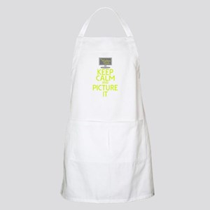 Keep Calm and Picture It Apron