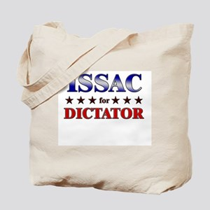ISSAC for dictator Tote Bag