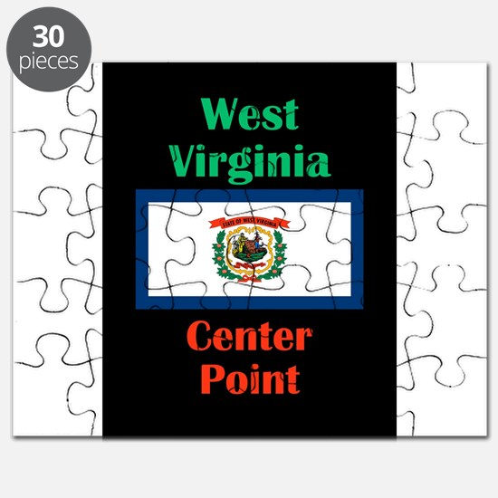 Center Point West Virginia Puzzle