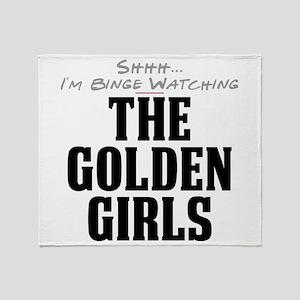 Shhh... I'm Binge Watching The Golden Girls Stadiu