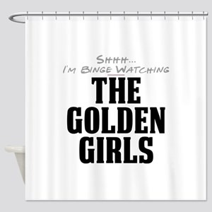 Shhh... I'm Binge Watching The Golden Girls Shower