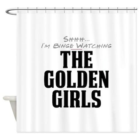 Im Binge Watching The Golden Girls Shower