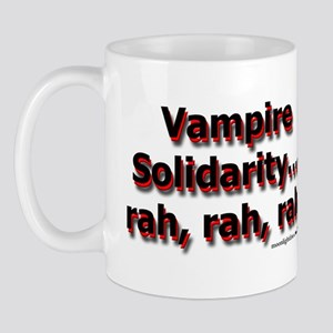 Vampire Solidarity (light) Mug