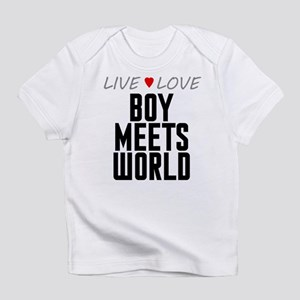 Live Love Boy Meets World Infant T-Shirt