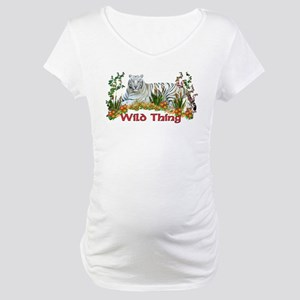 Wild Thing Maternity T-Shirt