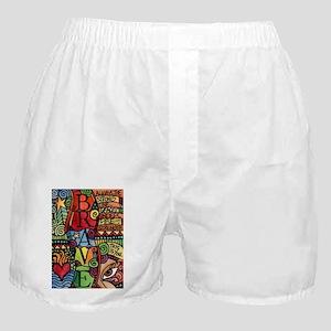 Brave Girl Boxer Shorts