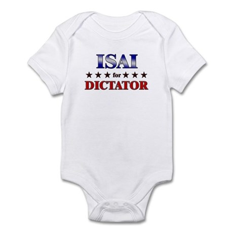 ISAI for dictator Infant Bodysuit