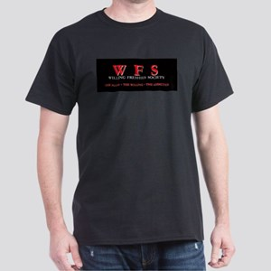 Willing Freshies Mission Stat Dark T-Shirt