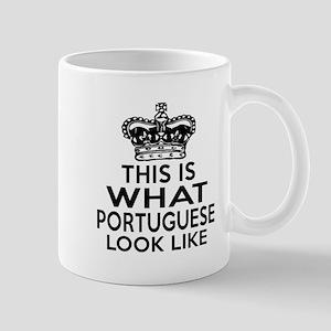 I Am Portuguese Mug