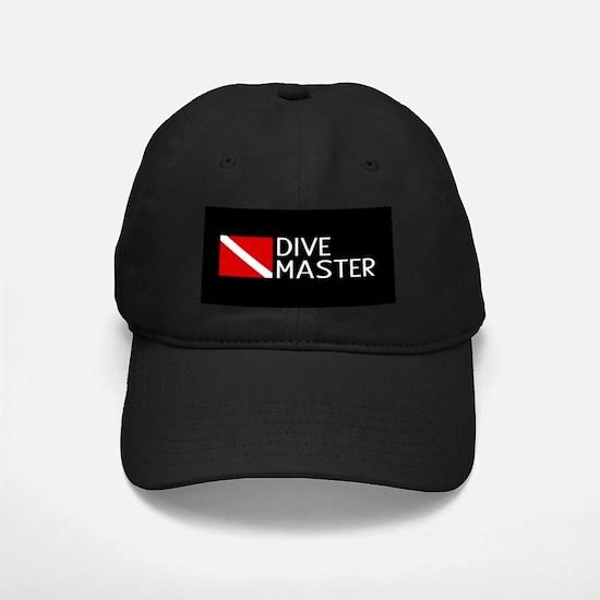 Diving: Diving Flag & Dive Master Baseball Hat