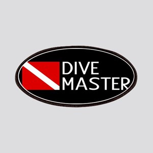 Diving: Diving Flag & Dive Master Patch