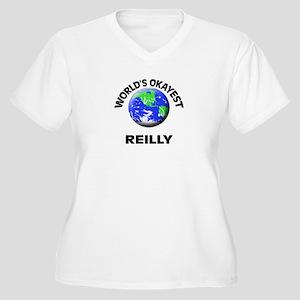 World's Okayest Reilly Plus Size T-Shirt