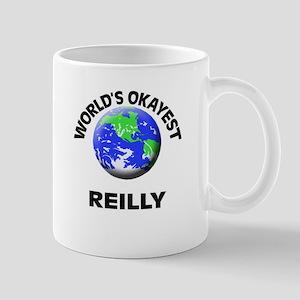 World's Okayest Reilly Mugs