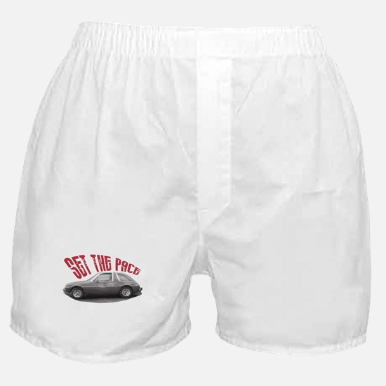 Set The Pace Boxer Shorts