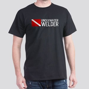 Welding: Underwater Welder & Diving F Dark T-Shirt