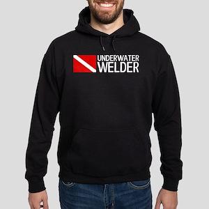 Welding: Underwater Welder & Diving Hoodie (dark)