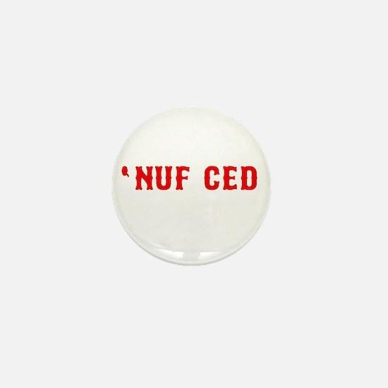 NUF CED Mini Button