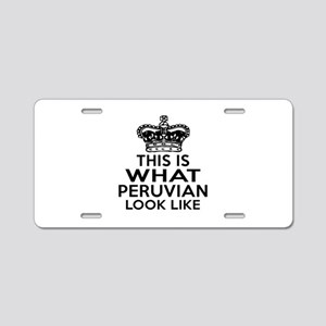 I Am Omani Aluminum License Plate