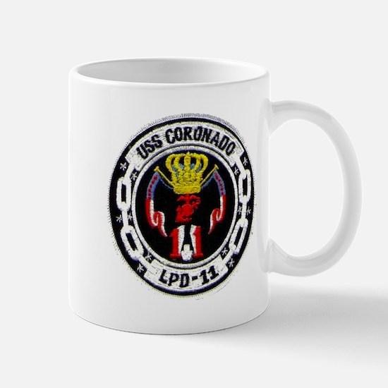 USS CORONADO Mug