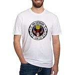 USS CORONADO Fitted T-Shirt