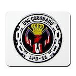 USS CORONADO Mousepad