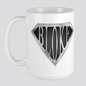 SuperBloke(metal) Large Mug