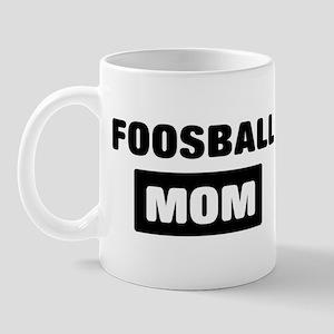 FOOSBALL mom Mug