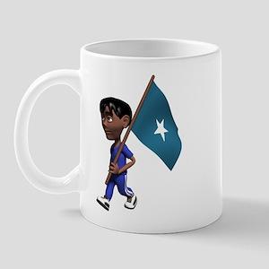 3D Somalia Mug