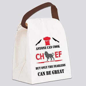 Chef Canvas Lunch Bag