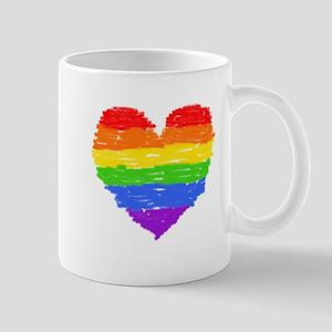 Proud Love Mugs